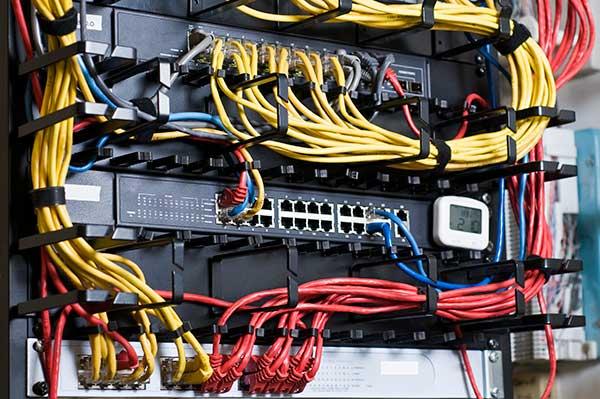 Cat5e cabling
